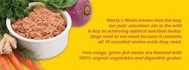 marty u0027s meals