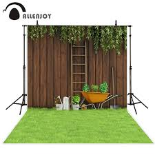 aliexpress com buy allenjoy photo background backyard grass