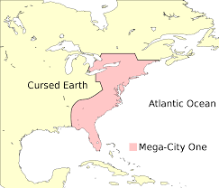 mega city one wikipedia