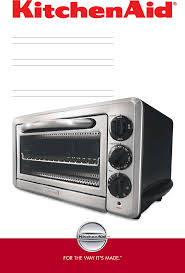 Toaster Kitchenaid Kitchenaid Oven Kco1005 User Guide Manualsonline Com