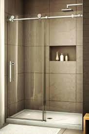 glass shower door gaskets glass shower door bottom trim glass