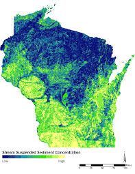 Wisconsin Lake Maps by Healthy Watersheds Assessments Watersheds U0026 Basins Wisconsin Dnr
