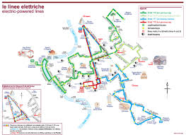 Map Rome Public Transports In Rome Bb Roma