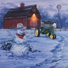 country christmas country christmas darrell bush