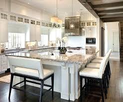 Large Kitchen Ideas Kitchen Island Size For 3 Stools Altmine Co