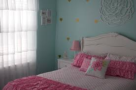 Pink Gold Bedroom by Our Little Loves Finley U0027s Completed Bedroom