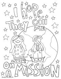 coloring pages for nursery lds lds color pages smartgoalsbook info