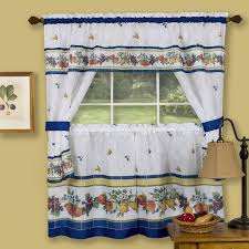 Cottage Kitchen Curtains by Best 25 Kitchen Curtain Sets Ideas Only On Pinterest Curtain