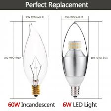 watt dimmable led chandelier bulb 60 watt incandescent bulb