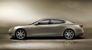 maserati cars maserati hopes to triple quattroporte sales with new model