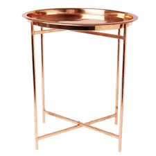 removable tray top table folding table with removable tray top copper home pinterest
