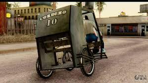 philippines pedicab pedicab philippines para gta san andreas