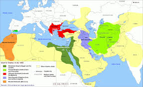 Map Of North Africa And The Middle East by 40 More Maps That Explain The World The Washington Post