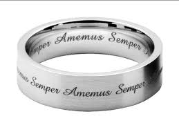 wedding ring engravings buyers guide laser engraving