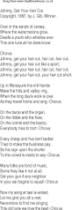 old time song lyrics for 17 johnny get your hair cut