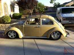 volkswagen beetle classic for sale 1966 vw bug classic west coast custom style rod