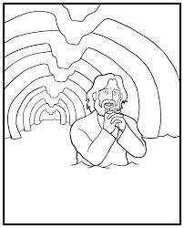 98 ideas coloring jonah praying emergingartspdx