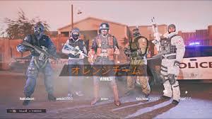 ps4 rank ela ace kill clip rainbow six siege r6s movie 53 r6s