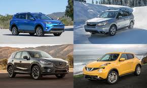 mazda american made most fuel efficient suvs of 2016 autonxt