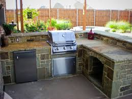 Outside Kitchen Design by Outdoor Kitchen Designs Plans With Modern Space Saving Design