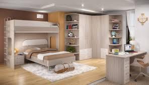 chambre enfant bois massif design interieur aménagement chambre enfant mobilier bois massif