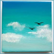 top 25 best easy pictures to paint ideas on pinterest sunset