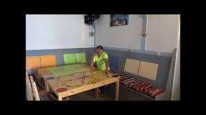 K He G Stig Zusammenstellen Sitzecke Für Die Küche Selber Bauen Youtube