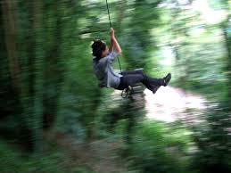 rope swing bristol united kingdom uk