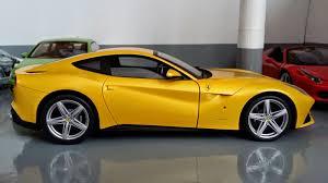 Ferrari F12 Yellow - wheels elite 1 18 ferrari f12 berlinetta yellow zoe alexis g