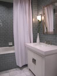 bathroom subway tile designs gray subway tile design ideas