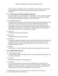 corporate security policy template eliolera com