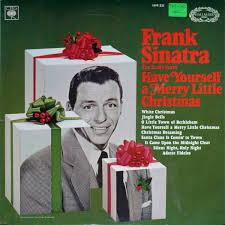 frank sinatra merry christmas vinyl lp