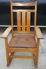 arts u0026 crafts mission style recliner chairs ebay