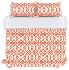 Duvet Covers King Contemporary Piper Duvet Cover Set King Coral Contemporary Duvet Covers