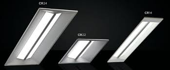 Led Fluorescent Light Fixtures Cree Delivers Led Alternative To Linear Fluorescent Fixtures Leds