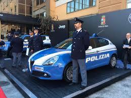 police jeep jeep renegade alfa romeo giulia and giulietta enter service with
