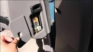 fuse box location in a 1994 jeep grand cherokee laredo youtube