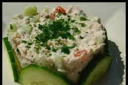 cuisiner le thon en boite faux tartare de thon