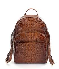 brahmin toasted almond collection dartmouth backpack lyst