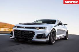 camaro top speed 2017 chevrolet camaro zl1 top speed revealed motor