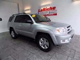 used 2003 toyota 4runner used 2003 toyota 4runner for sale findlay oh stock 17306a