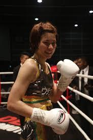 she u0027s a knockout japanese beauty ayumi goto keeps winning streak