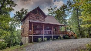 Vacation Cabin Rentals In Atlanta Ga A Dancing Bear Rental Cabin Blue Ridge Ga