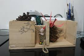 Desk Organizers Wood by Play Saturday Crafting Our Very Own Diy Wooden Desk Organizers Blog