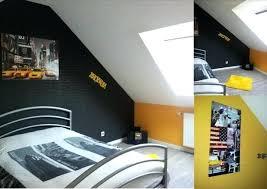 chambre jaune et bleu deco chambre jaune deco decoration chambre jaune et noir