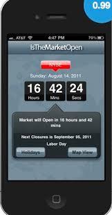 stock market calendar is the stock market open on