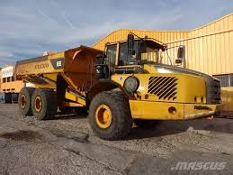 volvo dump truck used volvo a35e articulated dump truck adt year 2010 price