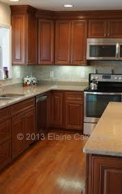kitchen cabinets cherry finish 62 best our cabinetry projects images on pinterest overlays