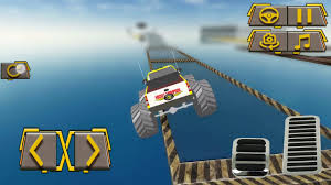 monster truck racing games 3d 3d grand monster truck stunts driver youtube