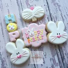 easter cookies 1016 best easter cookies images on atelier bunny